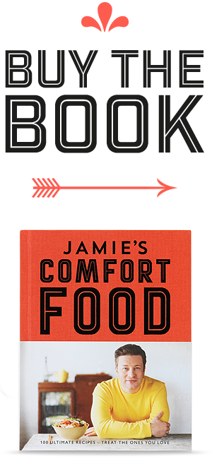 Jamie's Comfort Food - Buy the book