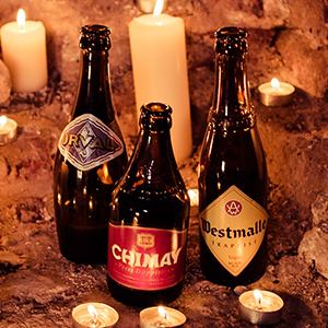 Trappist beers & ancient breweries