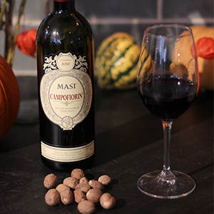 Autumn wines to enjoy by the fireside
