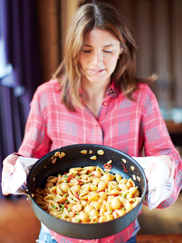 12 Simple Midweek Pastas Galleries Jamie Oliver