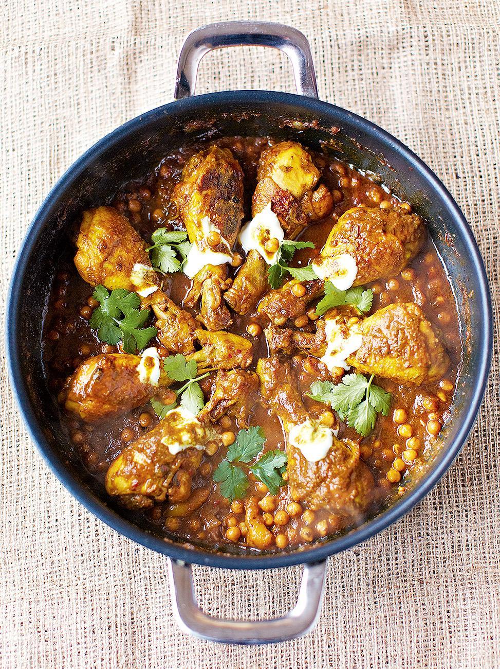 Pukka yellow curry