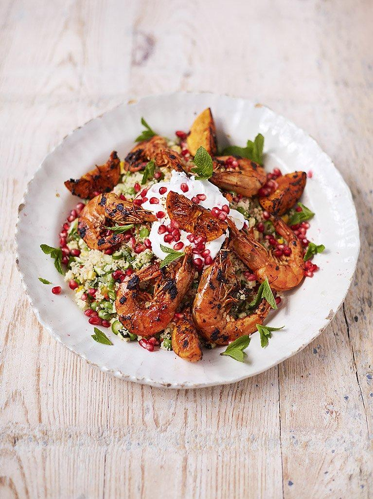 Mexican style barbecued corn - Cuisine jamie oliver ...