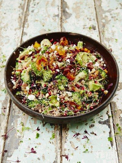 Superfood salad