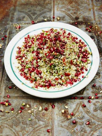 Tasty tabbouleh salad