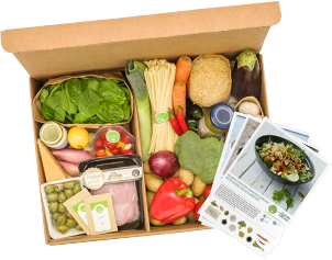 Jamie's recipes delivered to your door by HelloFresh.