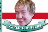 English Beers and Cider for the World Cup | My Virgin Kitchen | World Cup Beers