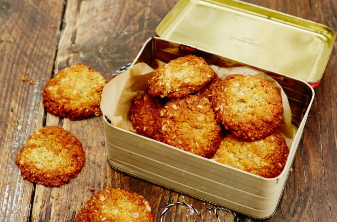 Anzac Day Biscuits
