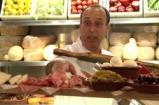 Gennaro Contaldo discusses the Jamie Oliver 'Jme' antipasti platter