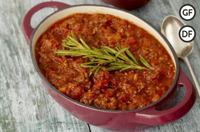 Jamie's Easy Family Ragu Recipe