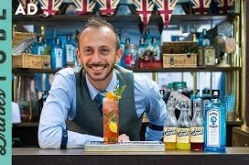 Tropical Stranger Gin Cocktail | Michele Venturini | London Cocktail Week
