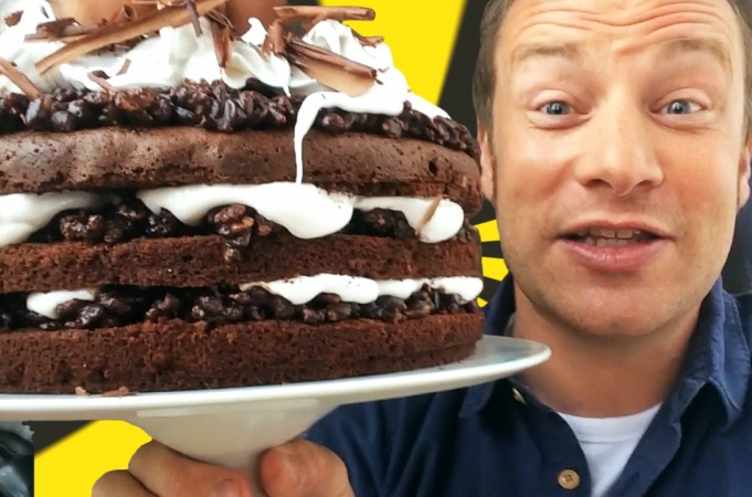 Chocolate Fudge Cake Recipe Jamie Oliver: Chocolate Guinness Cake