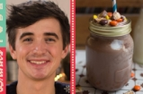 Chocolate Bar Milkshakes | Donal Skehan