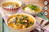 Easy Vegetable Soup - Three Ways   Anna Jones