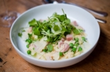 Pea and Ham Orzo with Sortedfood
