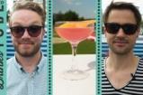 Eau Rouge Cocktail | Rich Hunt & Frank Symons