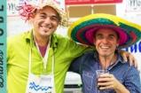 Drinking Around The World at Salone del Gusto | Danny McCubbin