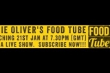 Jamie Oliver's Food Tube Launch details......