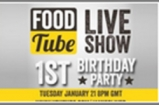 Jamie Oliver's Food Tube (WAS) LIVE! 1st Birthday Show.