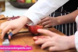 How to prepare a pomegranate - Jamie Oliver's Home Cooking Skills