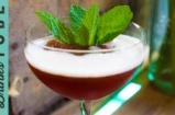 Spitalfields Stinger Cocktail   DJ BBQ & Rich Hunt   Drinks Tube LIVE at London Cocktail Week