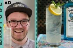 Tom Collins Gin Cocktail | Rich Hunt