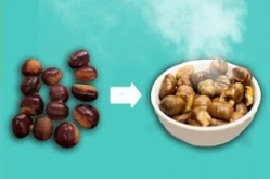 How to Roast Chestnuts in an Oven | 1 Minute Tips