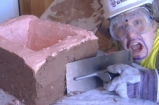 Builders cake with My Virgin Kitchen