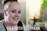 Question & Answer with Kerryann Dunlop