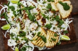 Chargrilled Squid With a Pesto Dressing | Akis Petretzikis