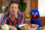 Jamie & Grover's Healthy Food Fiasco | #FRD2014