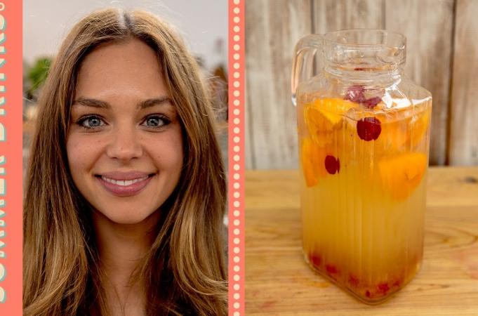 Healthy Fruit-Infused Waters