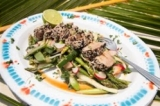 Sesame Seared Tuna Steak | Bart's Fish Tales