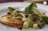 Aussie Christmas Halloumi Salad | Tobie Puttock