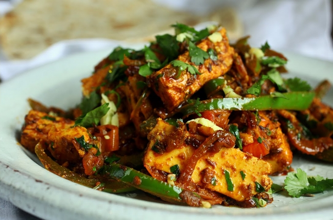 Perfect Paneer Jalfrezi