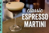 Classic Espresso Martini | Coffee Cocktail