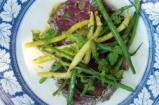 Beef carpaccio salad | Jamie Oliver