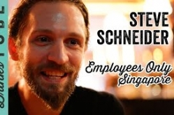 Steve Schneider | New York Bartender in Singapore | Employees Only