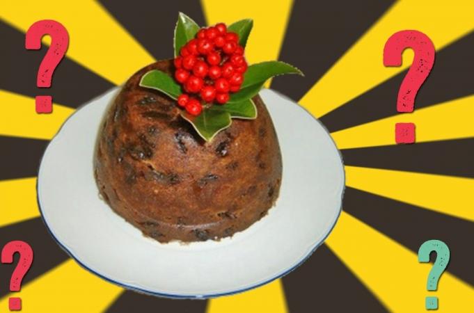 Why Do We Eat......Christmas Pudding?