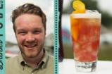 Belgian Americano Cocktail | Rich Hunt
