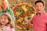 Quick Family Pizza   Jamie, Petal & Buddy Oliver