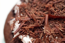 How To Make Chocolate Shavings | Jamie's Comfort Food | Kerryann Dunlop