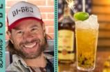 Grilled Pineapple Daiquiri Cocktail | DJ BBQ