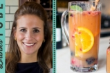 How to make Cava Sangria | Amelia Singer