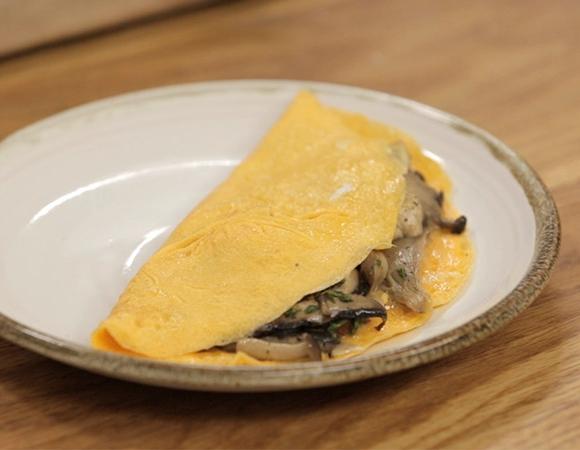 Fantastic 4 Omelettes