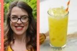 Healthy Piña Kale-ada Mocktail | Susan Jane White