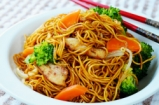 Stir Fry Chicken Noodles ???? | The Dumpling Sisters