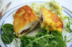 Ultimate Chicken Kiev | Jamie's Comfort Food | Kerryann Dunlop