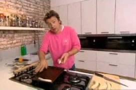Jamie Oliver's banana tarte tatin - Jamie's Ministry of Food