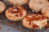How to make American bacon doughnuts with DJ BBQ