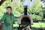 Jamie Oliver shows you how to cook steak in a wood fired oven
